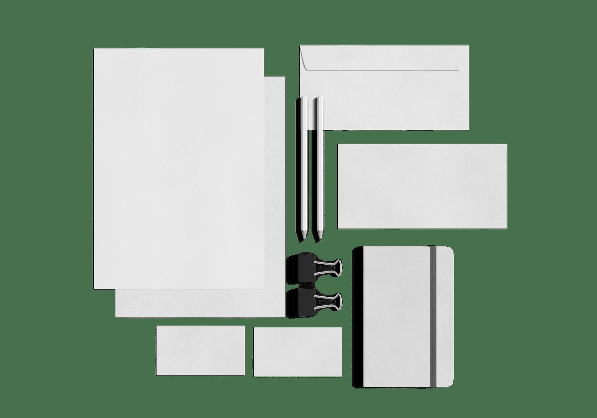 minuteman Leistungen - farbloses Bild - Briefpapier Kuvert Visitenkarten Notizblock - Aufkleber, Folder, Flyer, Bürobedarf, Plakate, Tassen, Aufsteller