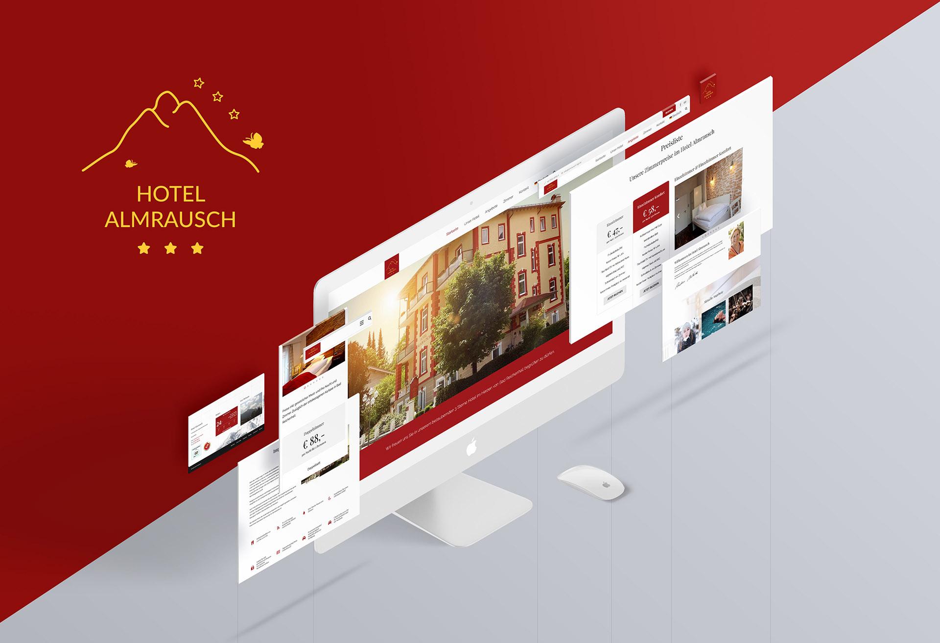 Hotel Almrausch - das herzliche Hotel in Bad Reichenhall 1