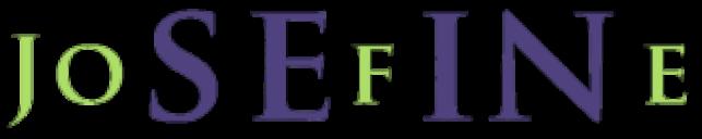 minuteman's Portfolio - Webdesign Relaunch - das alte Logo von Josefine Pfeifhofer - einfach sein